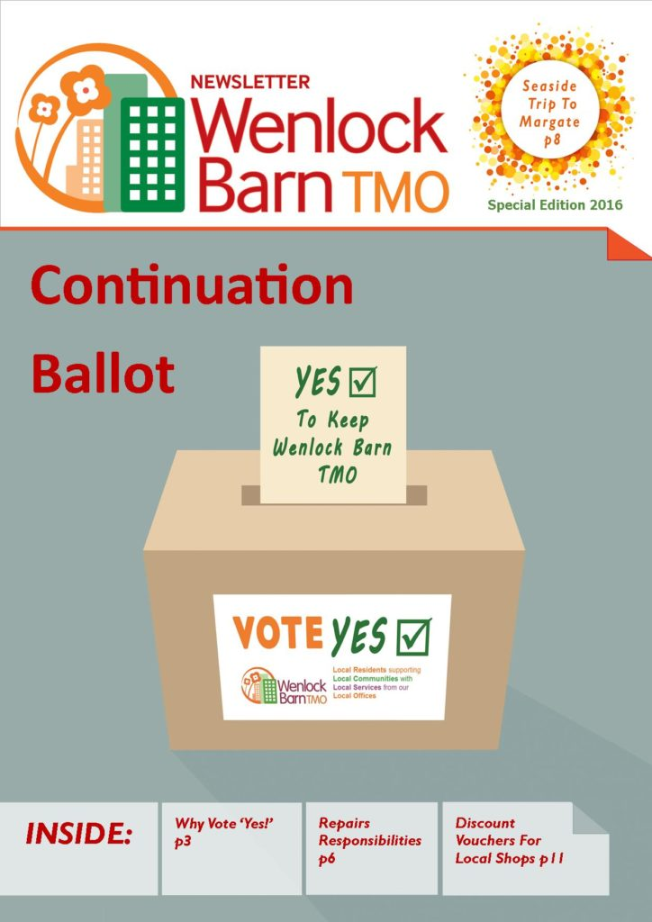 2016 March Voting Newsletter