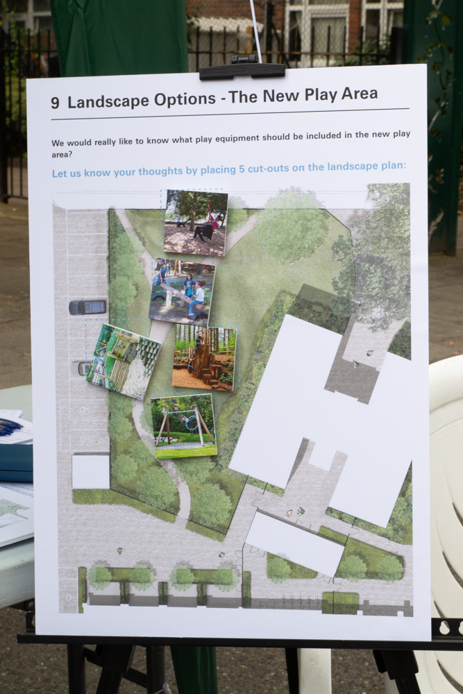 Ideas welcomed for playground regeneration plans