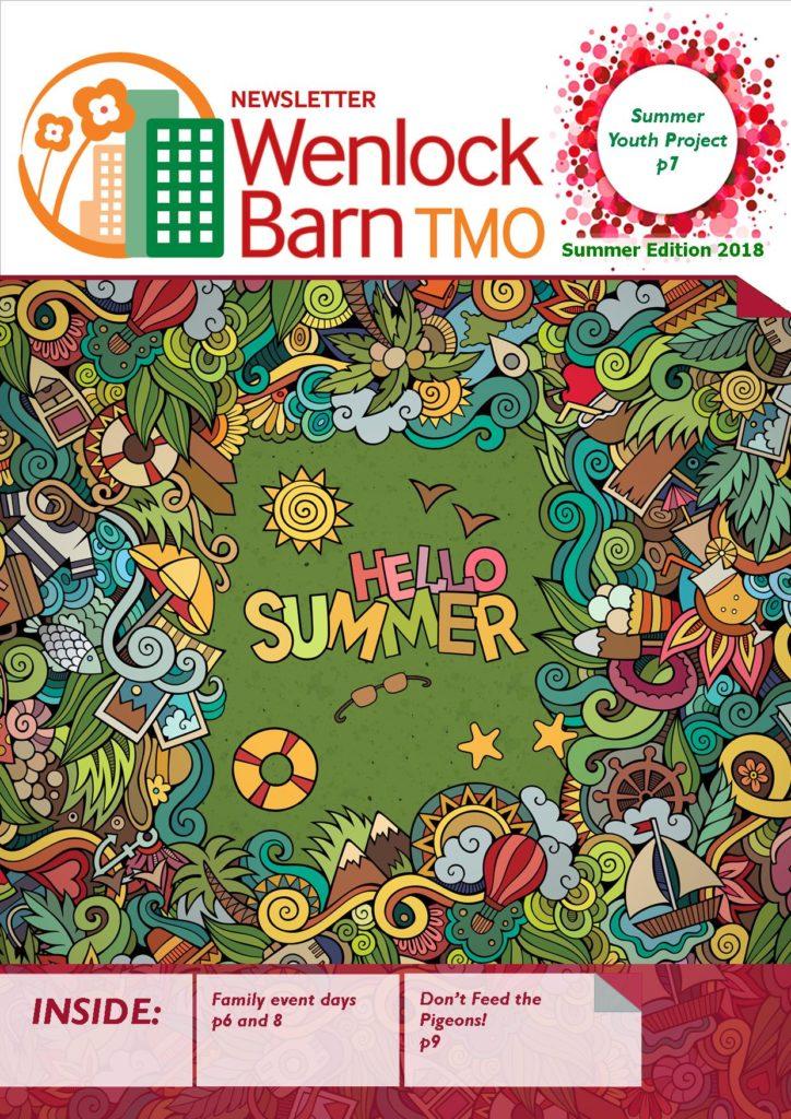 Summer 2018 Newsletter